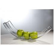Košík na ovocie SCALE - strieborná
