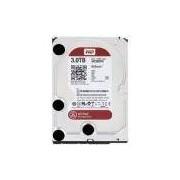 HD - 3.000GB (3TB) / 5.400RPM / SATA3 / 3,5pol - Western Digital Red- WD30EFRX