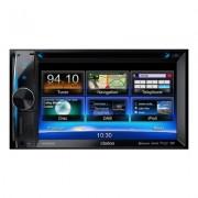 """Sistem DVD Multimedia 2-DIN cu Navigaţie integrată şi Ecran de 6,2"""" Clarion NX 502E"""