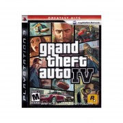 Grand Theft Auto IV para PS3