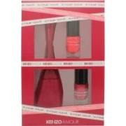 Kenzo Amour Set de regalo 30ml EDT + 2x Esmalte de Uñas