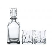 Whiskykaraff & Whiskyglas Nachtmann Shu Fa – utan gravyr