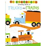 Ed Emberley's Drawing Book of Trucks and Trains, Paperback