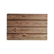 Geen Placemat houten planken design