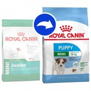 Royal Canin Size Royal Canin Mini Puppy / Junior - 2 kg