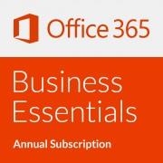 Microsoft Office 365 Business Essentials - Abonament anual (un an)