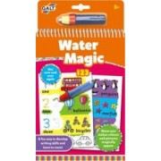 Water Magic Carte de colorat 123