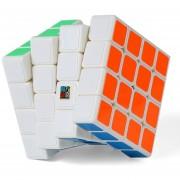 4x4 Cubo Magico MoYu MF8840 MF4C - Base Blanca