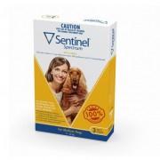 Sentinel Spectrum for Medium Dogs 25-50lbs(11-22kg), 6 Pack