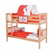 Dečiji krevet na sprat David Natur My Love