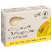 Shampoozeep tarwe-eiwitten