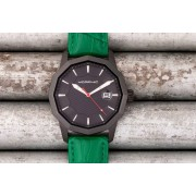 Resultco T/A Heritor £59 instead of £340 for a luxury men's leather watch from Morphic - save 83%
