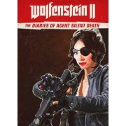 Bethesda Softworks Wolfenstein II: The Diaries of Agent Silent Death (DLC) Steam Key GLOBAL