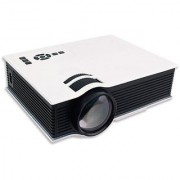 New Release! UNIC UC40+ High Quality LED Projector with USB/AV/SD/HDMI/VGA/IR Inputs