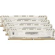 Ballistix Sport LT 32GB DDR4 KIT 8GBx4 3200 DIMM 288pin white SR