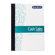 Marlin A5 Cash Sales Inv Book 100 Leaves, Retail