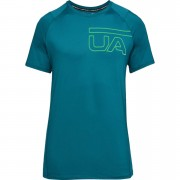 Under Armour Men's MK1 Graphic T-Shirt - Green - L - Green