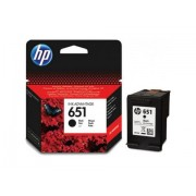 C2P10AE - HP 651 BLACK INK CARTRIDGE