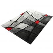 Merinos Vloerkleed Brilliance 659-910 Red-80 x 150 cm