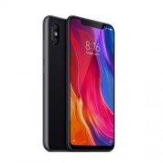 Xiaomi Mi 8 6/128 okostelefon - FEKETE