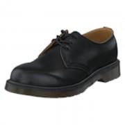 Dr Martens 1461 PW Black, Shoes, svart, EU 37