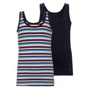 Ten Cate 2-pack Boys Singlet Basic-98