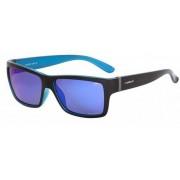 Solar szemüveg RELAX Formosa fekete kék R2292B