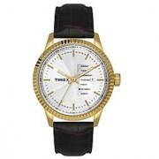 Timex Analog Silver Round Watch -TWEG15105