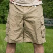 Annan Tillverkare Cargo Shorts (Färg: Khaki, Storlek: 2XL)