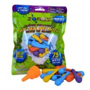 Zorbz Water Balloons Self-Seal