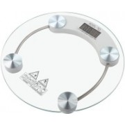 GADGET TREE Thick Tempered Glass Electronic Digital Personal Bathroom Health Body Weight Weighing Scale (White) 2003A (Transparent) Weighing Scale (TRANSPARENT) Weighing Scale(White)