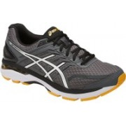 Asics GT-2000 5 Running Shoes For Men(Grey, Black, Gold)