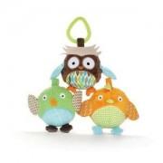 Skip Hop Treetop Friends Owl & Friends Boll Trio