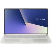 "Ultrabook Asus ZenBook UX533FD-A8068R (Procesor Intel® Core™ i7-8565U (8M Cache, up to 4.60 GHz), Whiskey Lake, 15.6"" FHD, 16GB, 512GB SSD, nVidia GeForce GTX 1050 @2GB, Win10 Pro, Argintiu)"