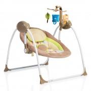 Cangaroo Ljuljaška za bebe Baby Swing Kapućino (CAN7416)