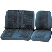 Set husa scaun autovehicule de transport, gri, 2 piese, Cartrend Sprint