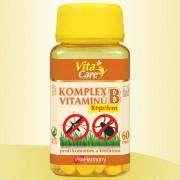 VitaHarmony Komplex vitaminů B Repelent - 60 tablet