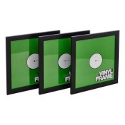 "Glorious 12"""" Vinyl Frame Set Black"