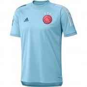 adidas Ajax Trainingsshirt 2020-2021 Iceblue - Blauw - Size: Large