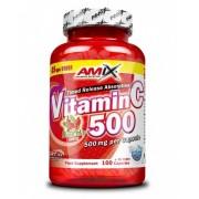 Amix Vitamin (C) 500mg, 125 capsule