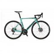 Шосейно колело Bianchi Aria Disc - Ultegra 11sp Compact