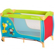 Hauck prenosivi krevetac Sleep n Play Jungle fun 5170178