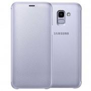 Capa Flip para Samsung Galaxy J6 EF-WJ600CVEGWW - Violeta