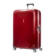 Samsonite Neopulse 81cm Extra Large 4 Wheel Spinner Suitcase - Metallic Red