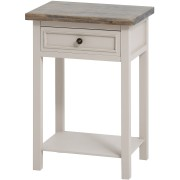 Studley One Drawer Lamp Table