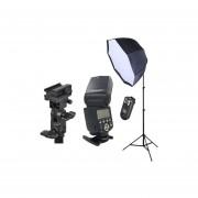 Kit Octagonal para Fotográfia con flash 560 lV