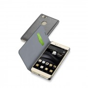 CL Huawei P9 Lite Book Кожен Калъф и Протектор