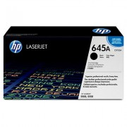 Консуматив HP 645A Original LaserJet cartridge; black; 13000 Page Yield ; 1 - pack; CLJ 5500/5550