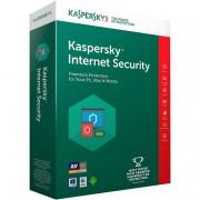 Kaspersky Internet Security 2018 1license(s) 1anno/i Full license
