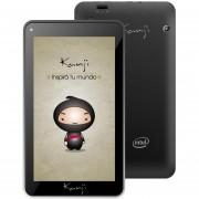 Tablet Kanji Yubi Plus 7 Quad Core 1 Gb Ram 16 Gb